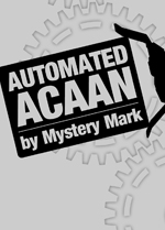 Mystery Mark - Automated ACAAN